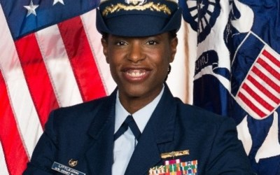 Year of the Captains & Colonels: CAPT Lexia M. Littlejohn, USCG