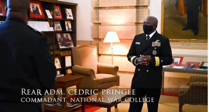 NRC's Diversity and Outreach Team Visits Washington