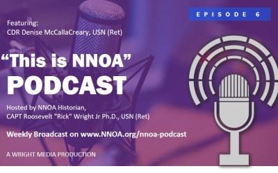 Podcast Episode 6: CDR Denise McCallaCreary, USN (Ret)