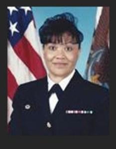 Dr. Mary E. McAdams, CAPT, USN (Ret)