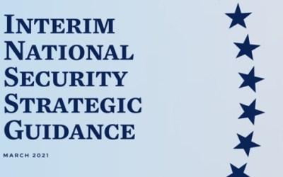 Interim National Security Strategic Guidance