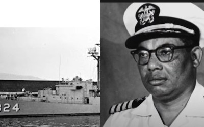 Vice Admiral Sam Gravely, Surface Warfare Extraordinaire