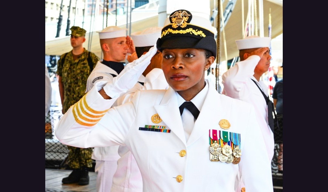 Year of the Captains & Colonels: CAPT Tasya Lacy, USN