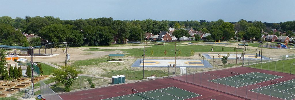 Just one example of what Life Remodeled has done for Detroit neighborhoods