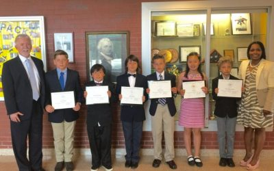 President's Education Awards Program (PEAP): Celebrating Student Achievement And Hard Work in the Classroom