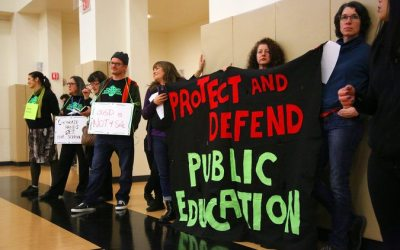 Report Calls for Pressuring School Districts  to Turn Over School Sites to Charter Groups