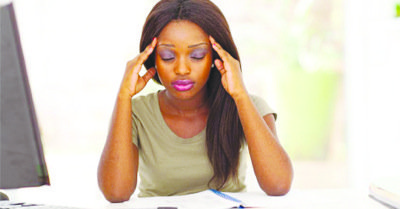 Stress can cause all sorts of problems for students returning to school. (Courtesy photo)