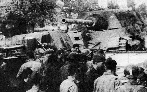 Svijet tenkova tigra 2 šibanje