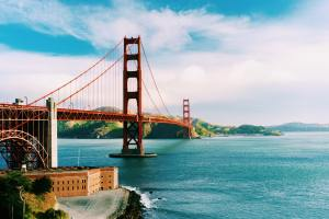 Golden Gate Bridge San Francisco US United States
