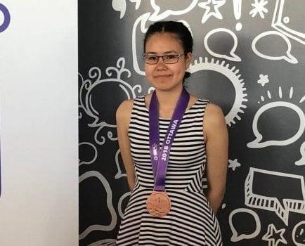 Inuvik student recipient of $25,000 award