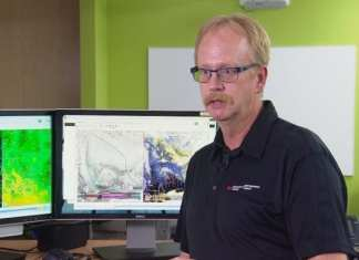 Brian Proctor is an Edmonton-based meteorologist with the Meteorological Service of Canada, a division of Environment and Climate Change Canada. Photo courtesy of Brian Proctor