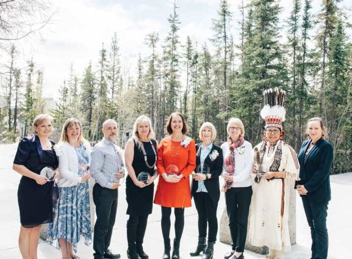 Eight teachers welcomed into the NWT Education Hall of Fame