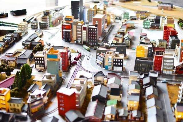 近隣商業地域の特徴や建てられる建築物の種類の参考画像