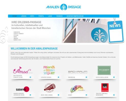 amalienpassage