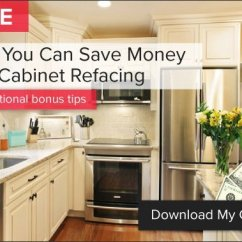 Kitchen Refacing Cost Upholstered Counter Stools How Much Does Cabinets Cost?