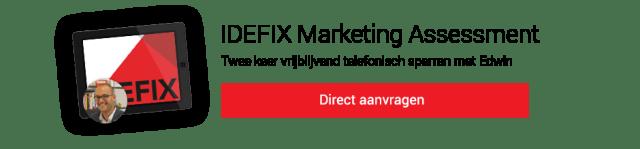 IDEFIX B2B Marketing Assessment Online Concurrentie Analyse