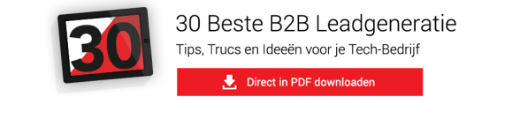 Tips online leads b2b leadgeneratie demand generation