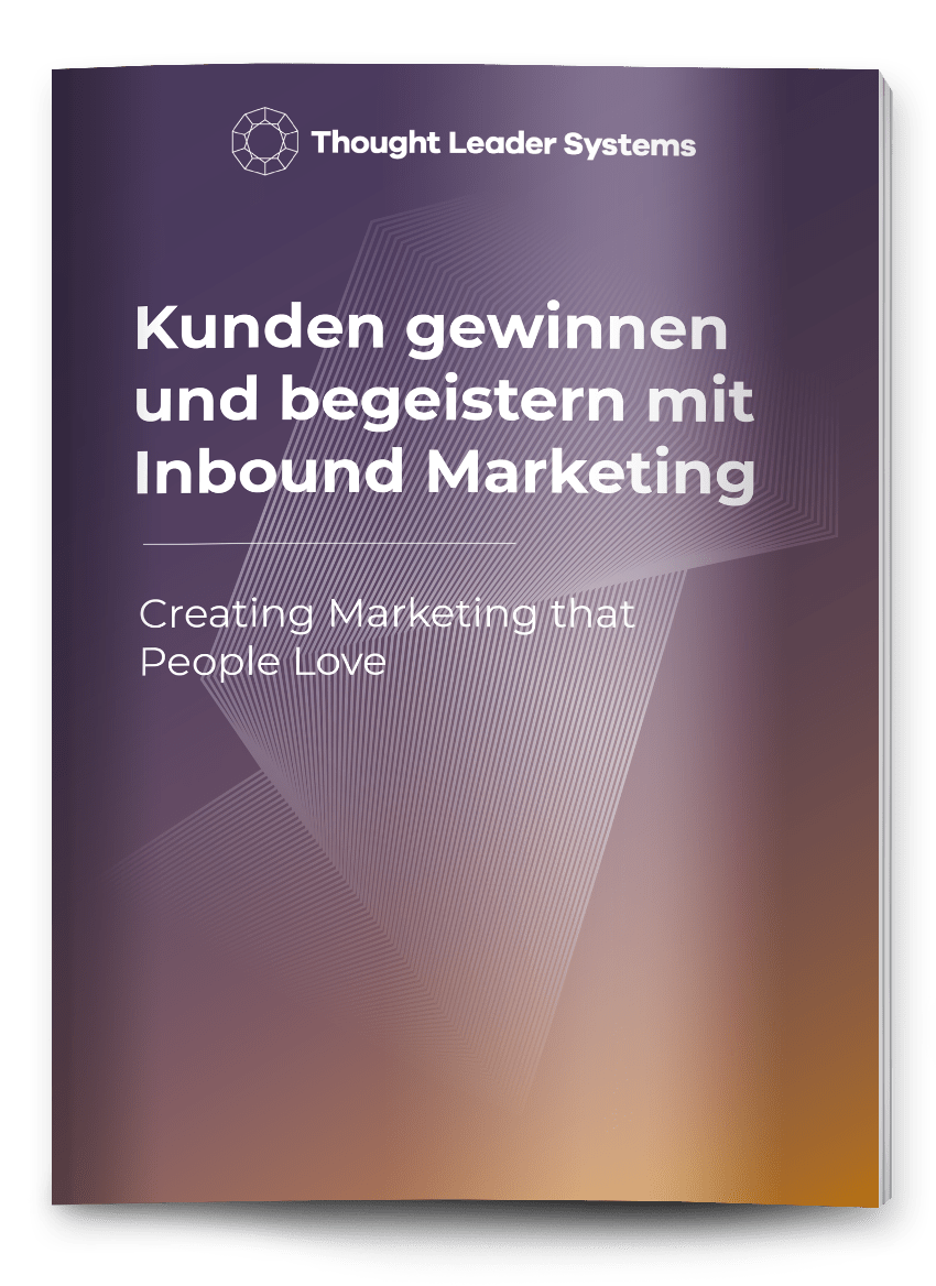 Inbound Marketing eBook Cover sunshine