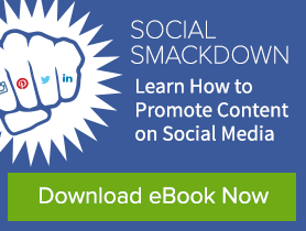 how to promote content on social media