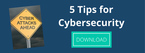 5 Tips for Cybersecurity