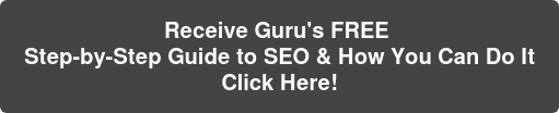Receive Guru's FREE Step-by-Step Guide to SEO & How You Can Do It Click Here!