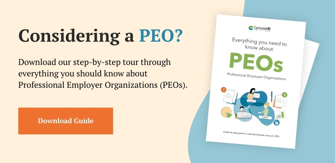 Download our free PEO ebook