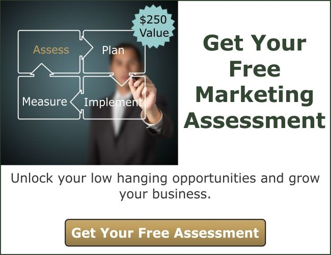 Get Your Free Marketing Assessment - Click