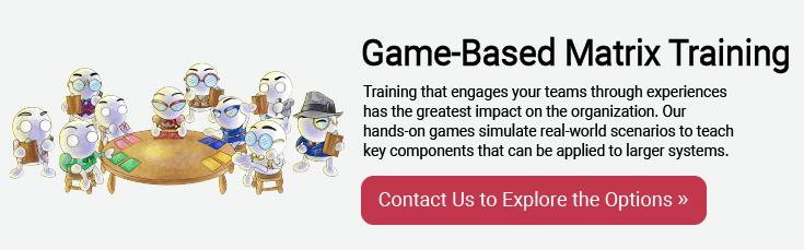 Game-Based Matrix Training