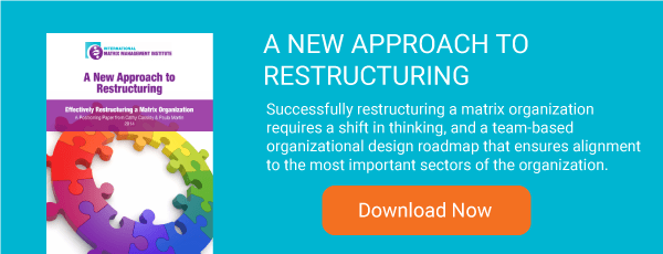 A New Approach to Restructuring
