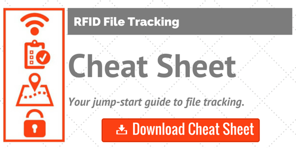 Download the RFID File Tracking Cheat Sheet
