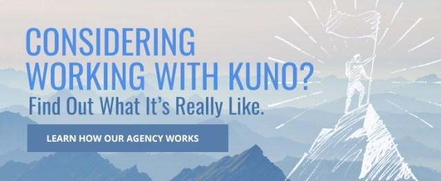 Travailler avec Kuno