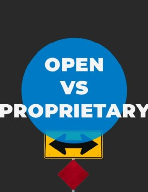 Choosing to Segregate Your Content vs. Adopting an Open Standard