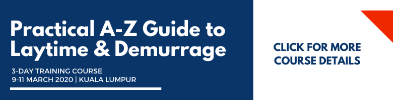 Practical A-Z Guide to Laytime & Demurrage