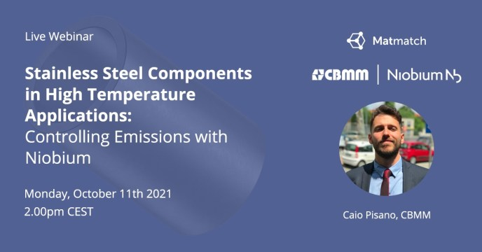 Webinar: Stainless Steel Components in High Temperature Applications