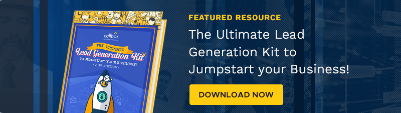 Download the Ultimate Lead Generation Kit eBook