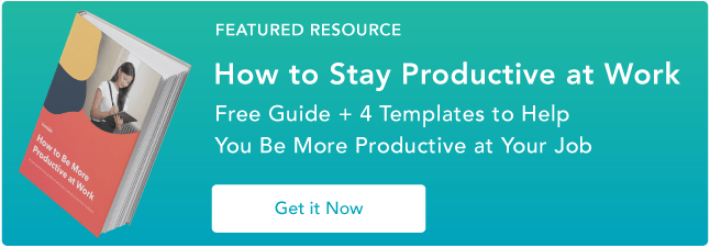free productivity tips