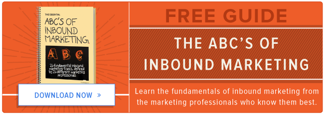 free intro to inbound marketing ebook