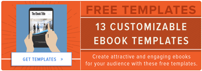 Free Download 13 Ebook Templates