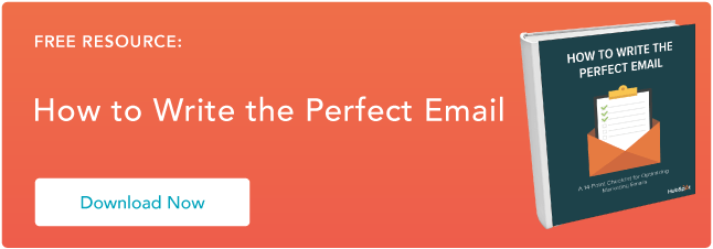 Free Download Write the Perfect Email