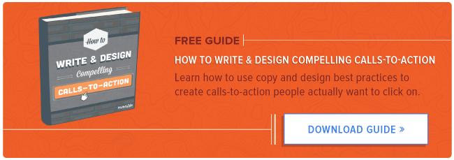calls to action write design