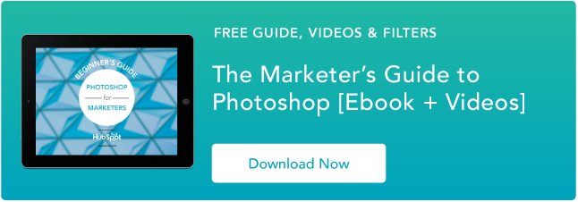 Marketer's Guide to Photoshop