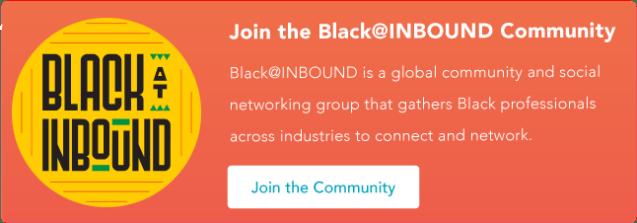 black at inbound