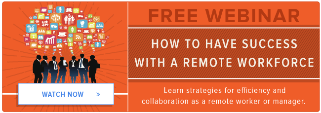 free webinar: how to have a remote workforce