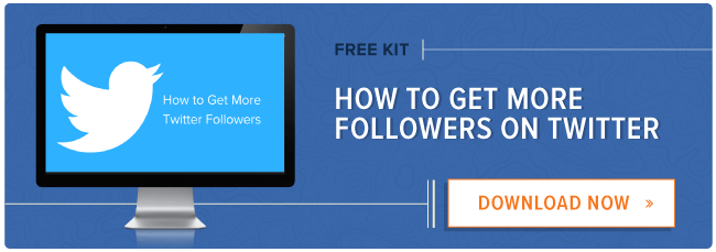 free kit for growing followers on Twitter