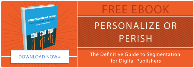 Personalize or Perish