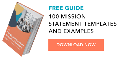 Mission and vision guide