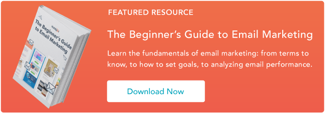 Free Download Beginner's Guide to Email Marketing