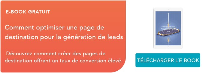 How to optimize a landing page for lead generation