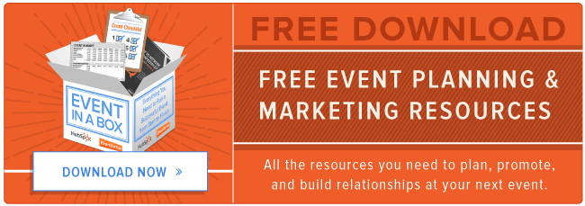 free event planning and marketing resources