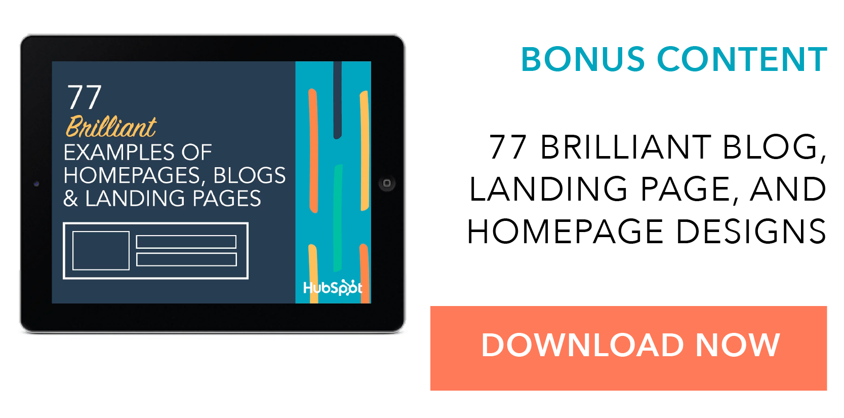 download 50 examples of brilliant homepage designs